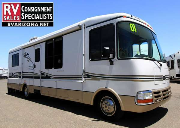 2001 Rexhall Vision 315