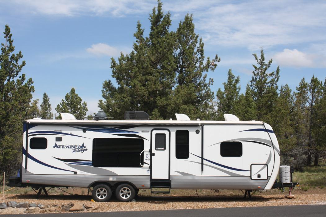 2015 Outdoors Rv Manufacturing Timber Ridge 280RKS