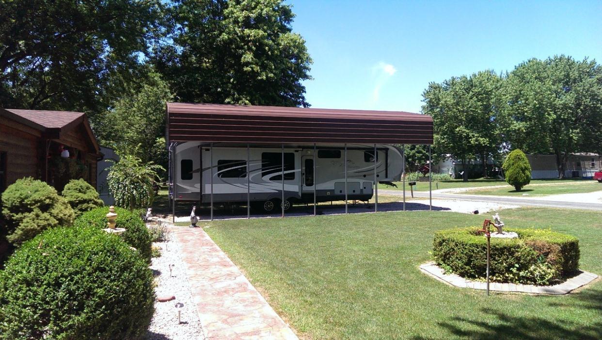2013 Open Range Residential 398RLS