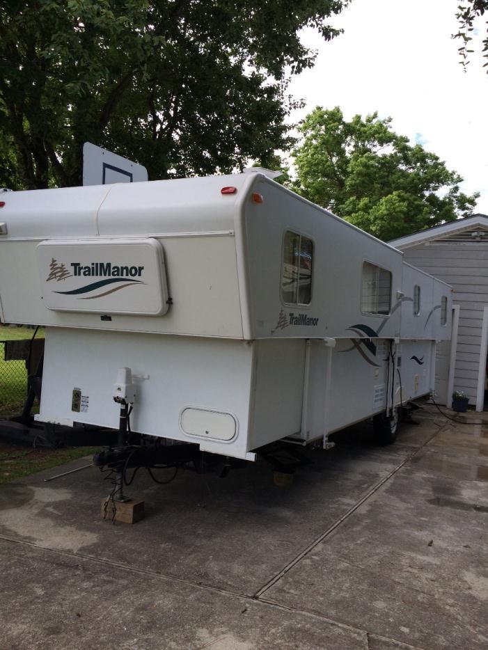 2006 Trailmanor 3124ks