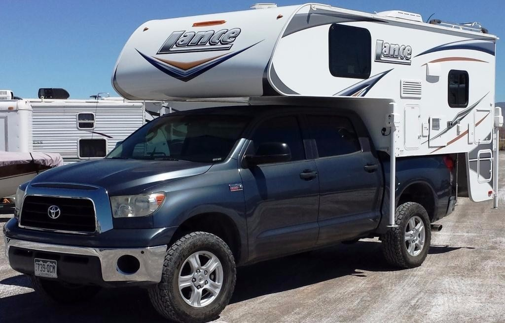 Keloland Auto Mall >> Toyota Tundra Campers | Autos Post