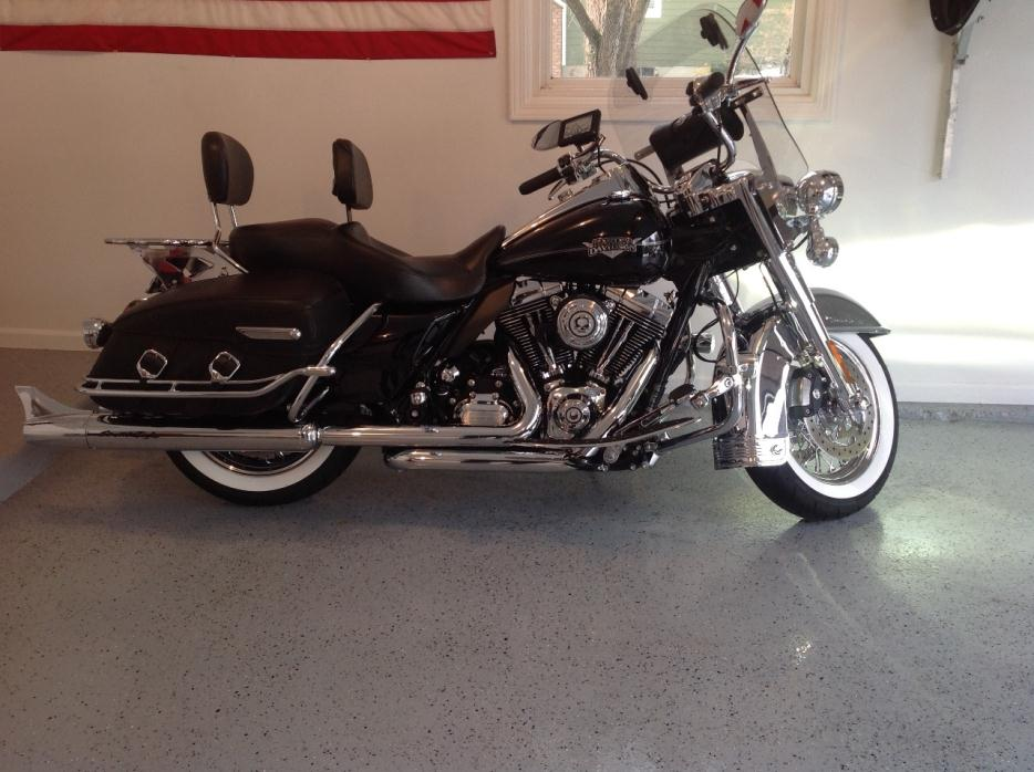 Harley Road King Motorcycles For Sale In Holland Michigan