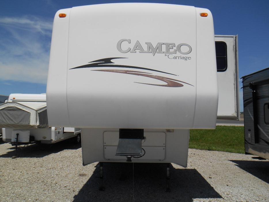 2007 Carriage CAMEO LXI 34CK3