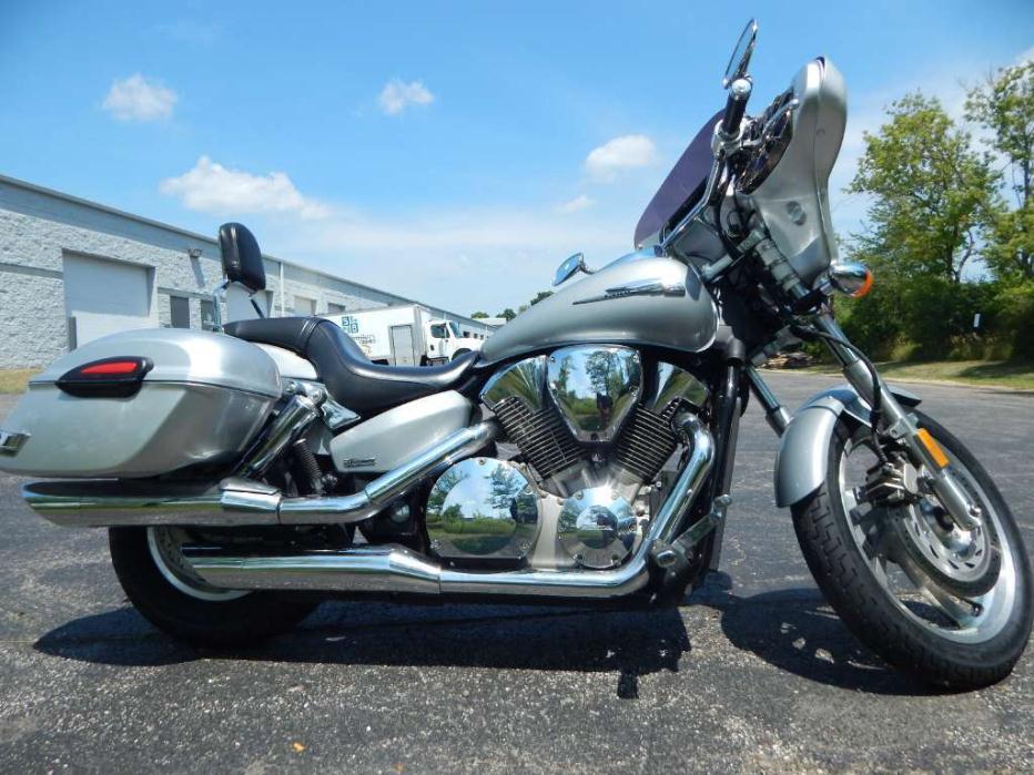2009 Yamaha V Star 950 TOURER