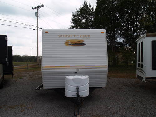 2008 Sunnybrook Sunset Creek 267RL