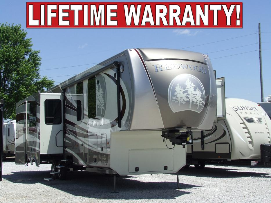 2017 Redwood Rv 38RD