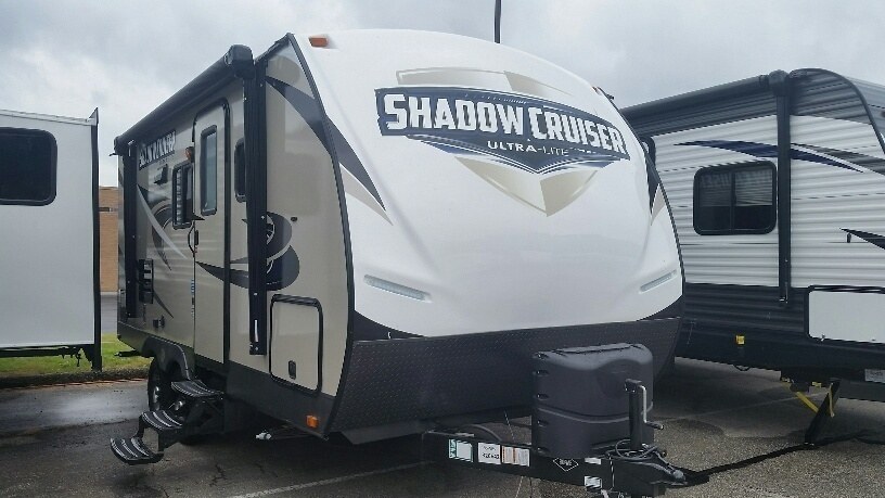 2017 Shadow Cruiser 195WBS
