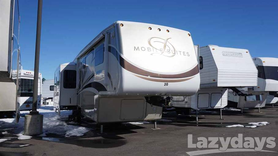 2009 DOUBLE TREE Mobile Suite