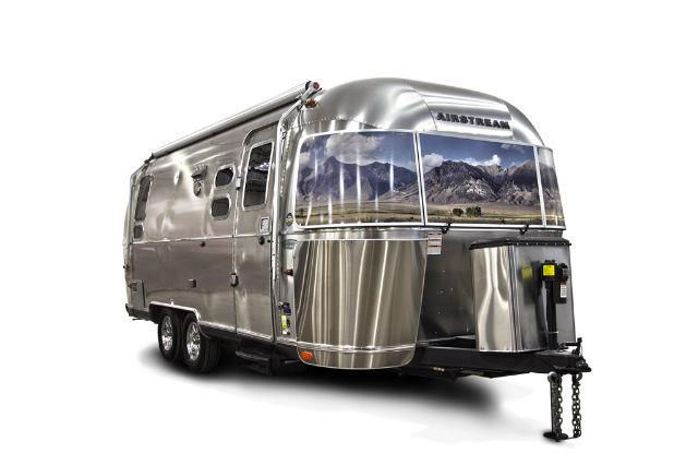 2015 Airstream Idaho Parks 50th Spec Ed 23