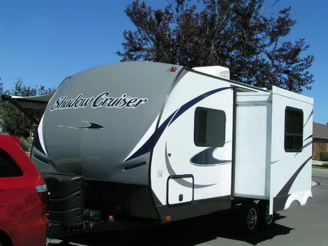 2014 Cruiser Rv Corp Shadow Cruiser 195WBS