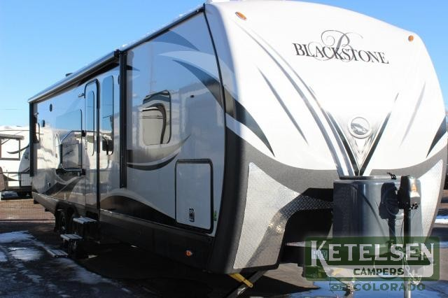 2016 Outdoors Rv Manufacturing BLACK STONE 280RKSB