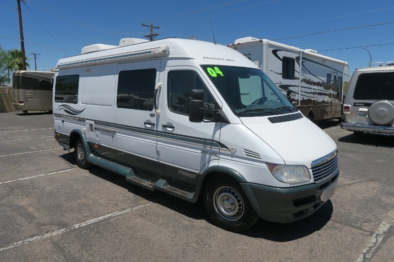 2004 Pleasure Way PLATEAU TD