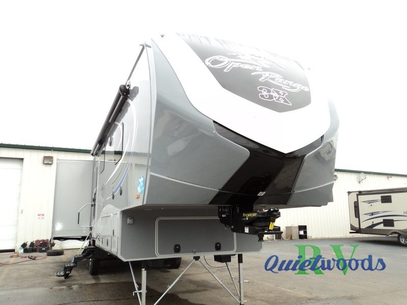 2015 Open Range Rv Open Range RV 349RLS