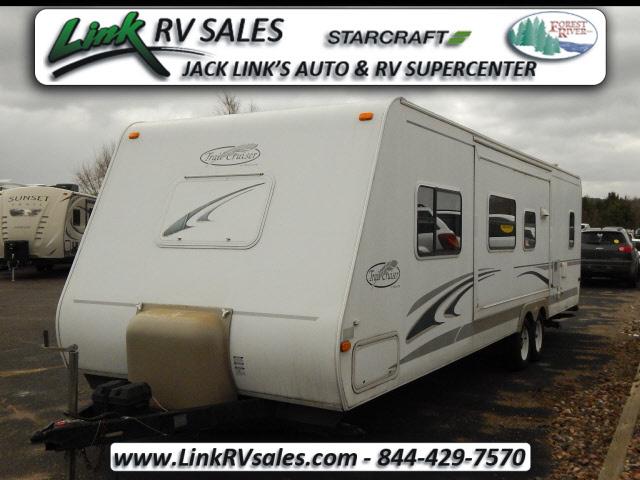 2005 R-Vision Trail Cruiser 30QBSS