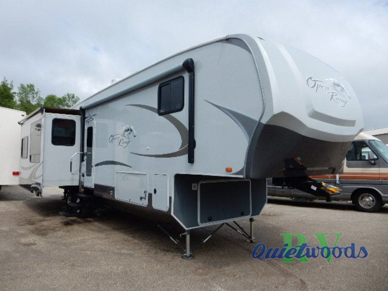 2010 Open Range Rv Open Range RV 385RLS