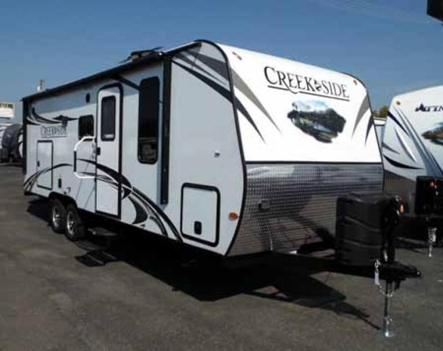 2016 Outdoors Rv Creek Side 23RBS