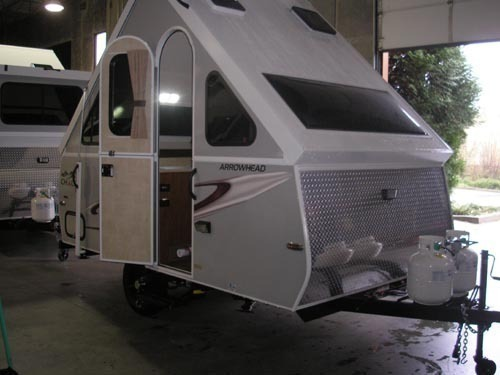 2016 Chalet Rv Arrowhead with Bed