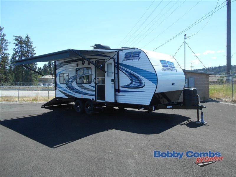 2017 Pacific Coachworks Sandsport Metal X 19EX
