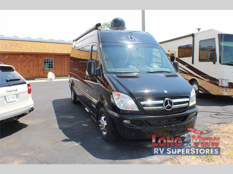 2012 Airstream Rv Interstate 3500
