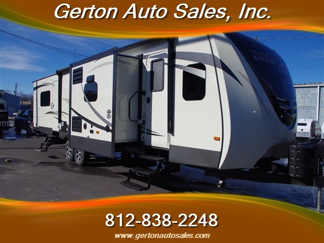 2016 Evergreen Everlite EL276FLS
