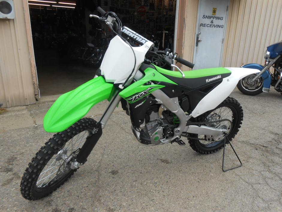 kawasaki kx 250f motorcycles for sale in howell michigan. Black Bedroom Furniture Sets. Home Design Ideas