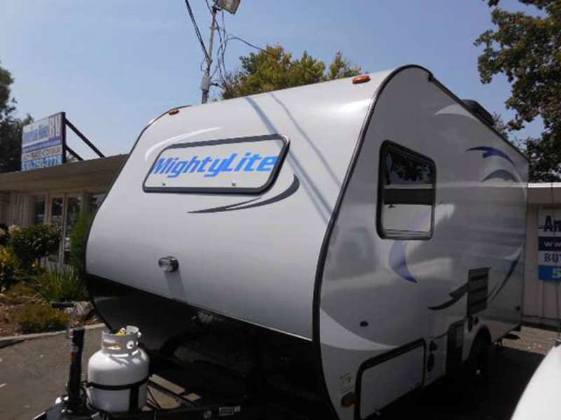 2016 Pacific Coachworks Mighty Lite M12RB