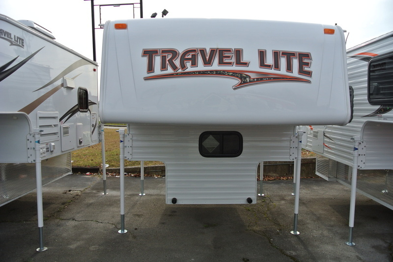 2016 Travel Lite Slide Out Campers Travel Lite 625SL