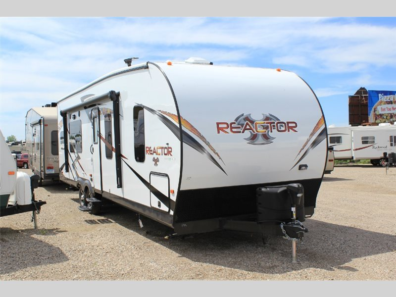 2016 Evergreen Rv Reactor 29FS