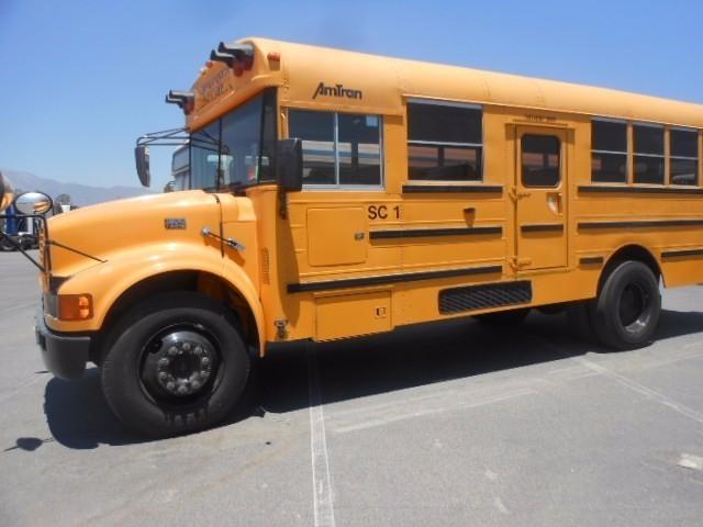1997 International 3800 T444E BUS