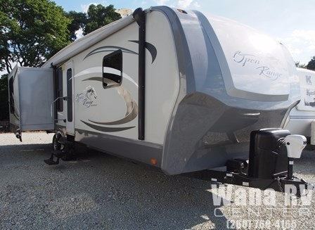 2012 Open Range JOURNEYER 337RLS