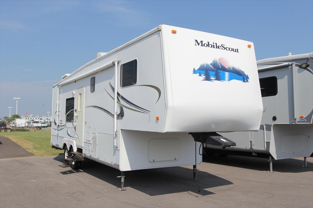 2003 Sunnybrook Mobile Scout 30RK W/S
