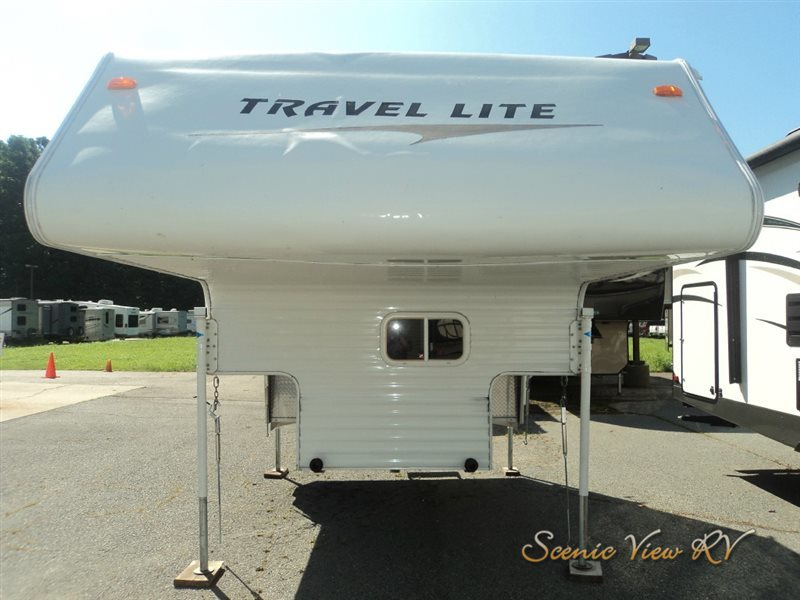 2011 Travel Lite Truck Campers 800SBX Series