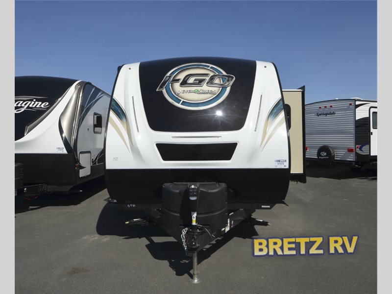 2017 Evergreen Rv i-Go G280QB