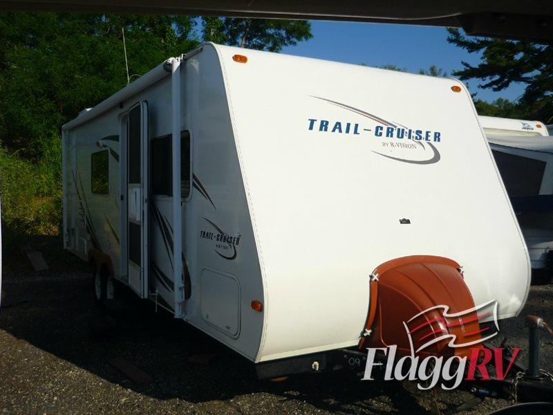 2009 R-Vision Trail Cruiser 26QBS