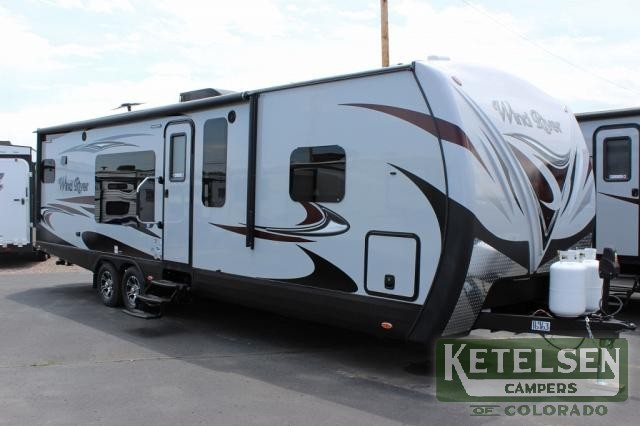2016 Outdoors Rv Manufacturing WIND RIVER 280RKSW