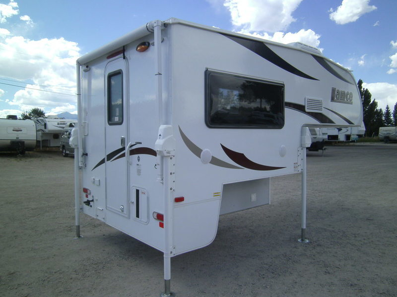 2017 Lance Truck Campers 650