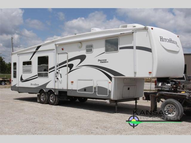 Nuwa Discover America 333rl Rvs For Sale In Kansas