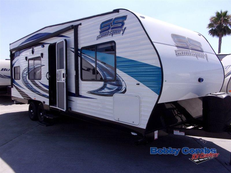 2017 Pacific Coachworks Sandsport Metal X 25FBX