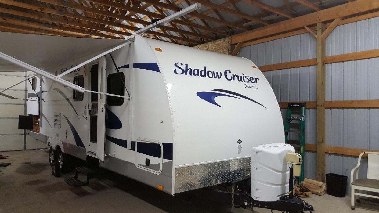 2012 Cruiser Rv Corp Shadow Cruiser 280QBS