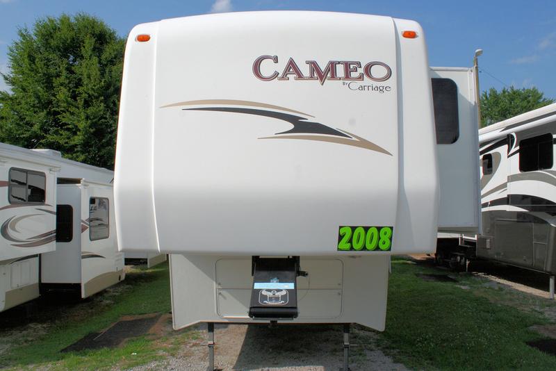 2008 Carriage Cameo 34CK3