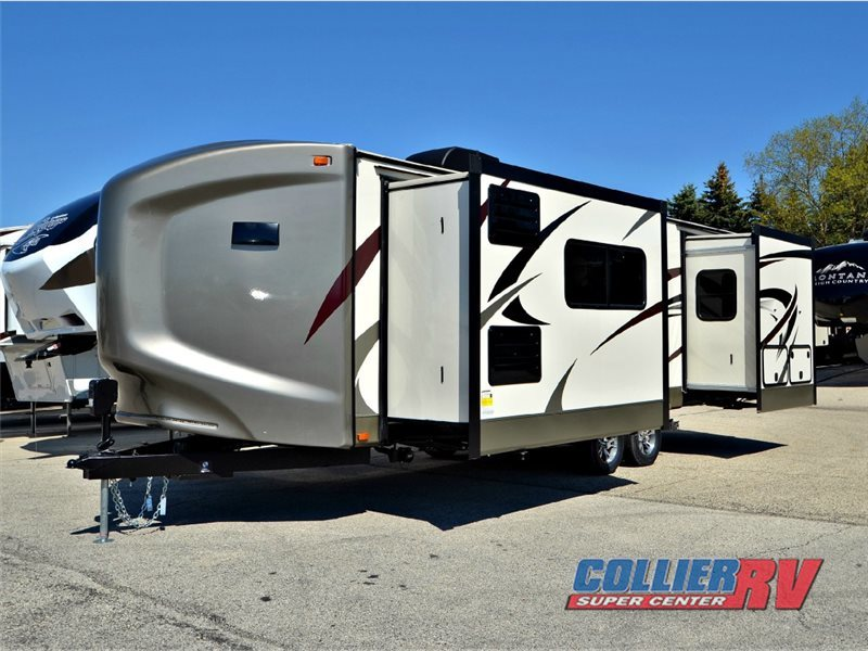 2017 Cruiser Fun Finder XTREME LITE F-252VSB