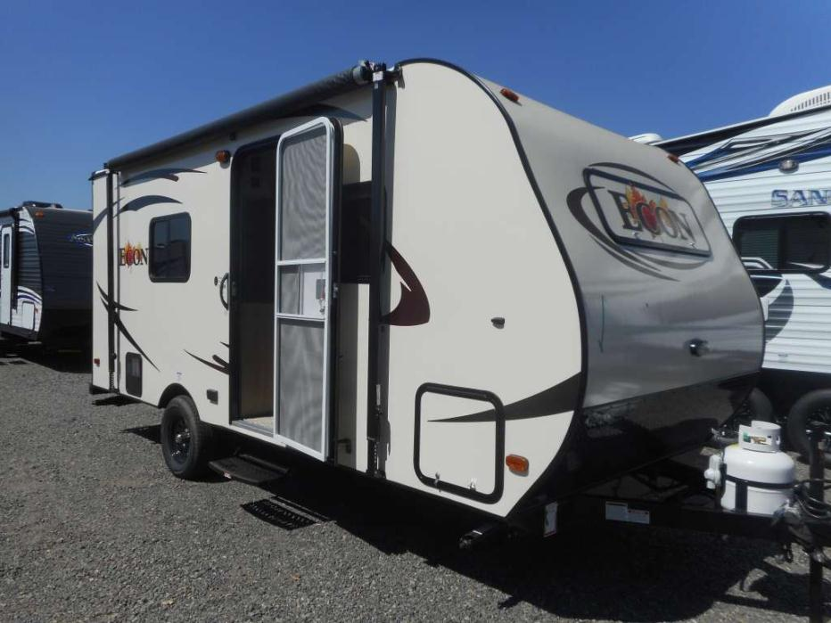 2016 Pacific Coachworks ECON 16RB FRONT QUEEN BED