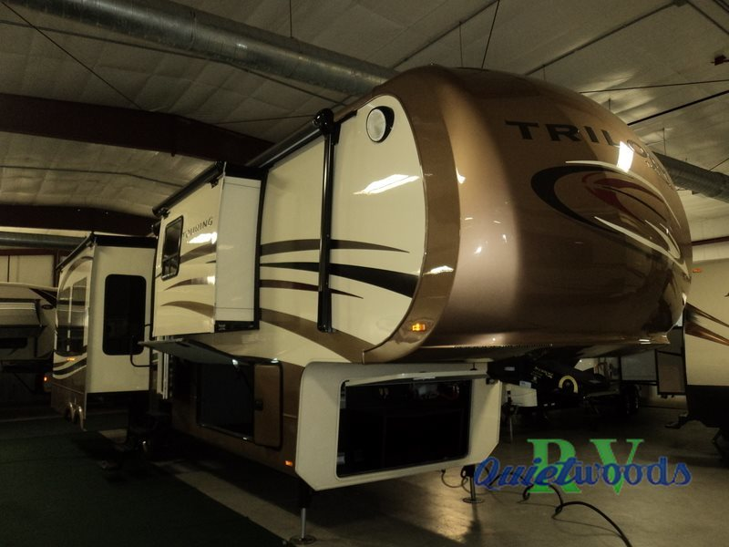 2014 Dynamax Trilogy Touring 37FB