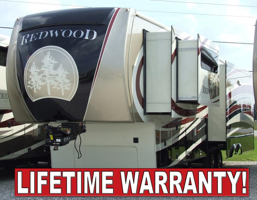 2016 Redwood Rv 38GK