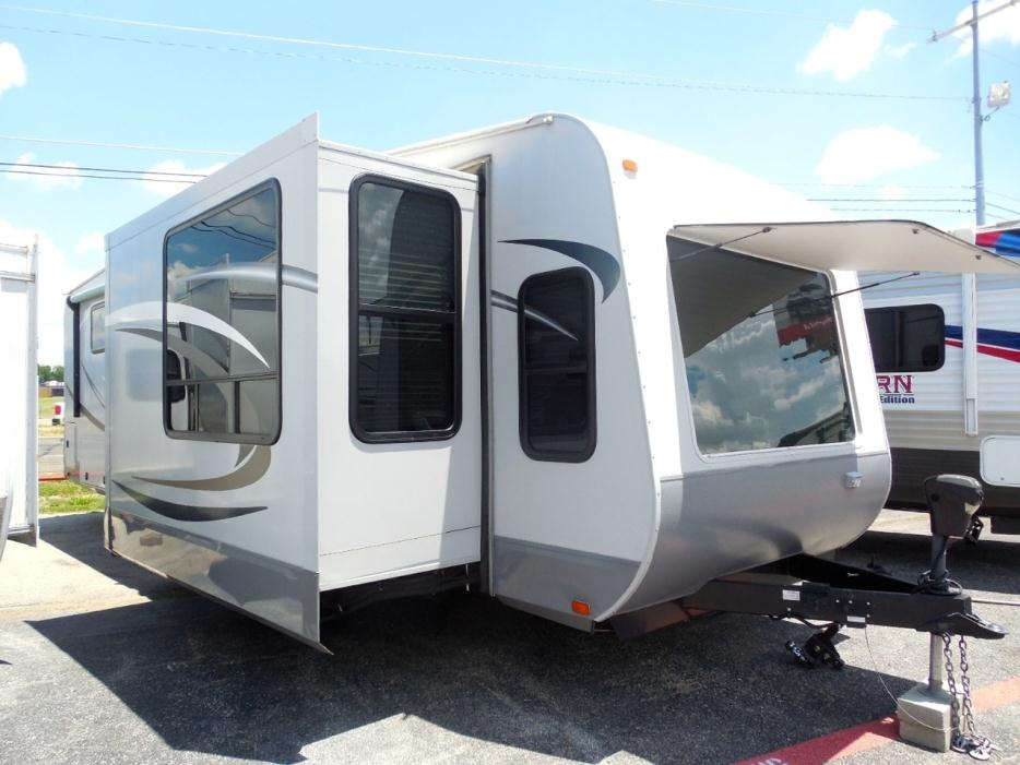 2013 Open Range JOURNEYER JT340FLR