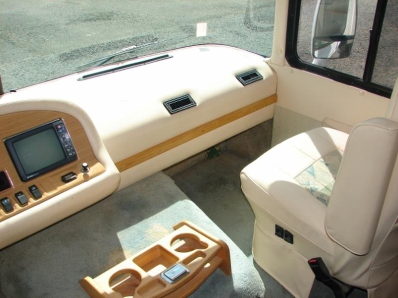 2002 Rexhall Rexair 3650