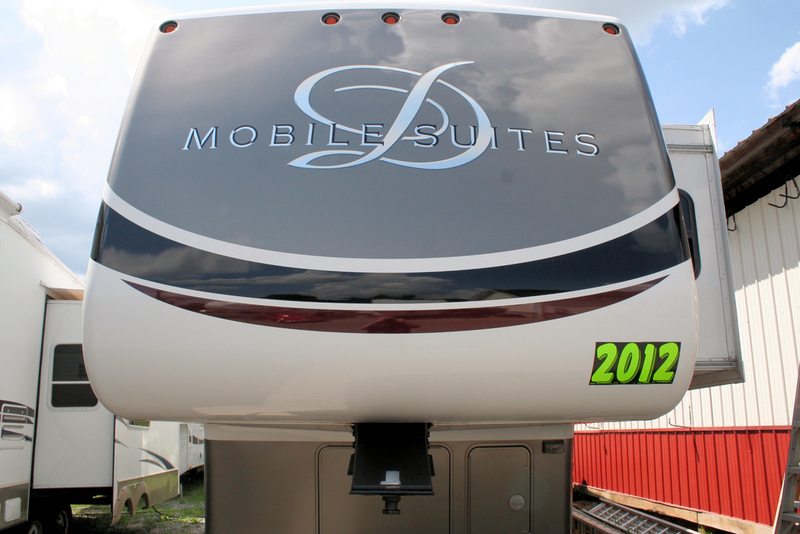 2012 DRV Mobile Suite 38TKSB3