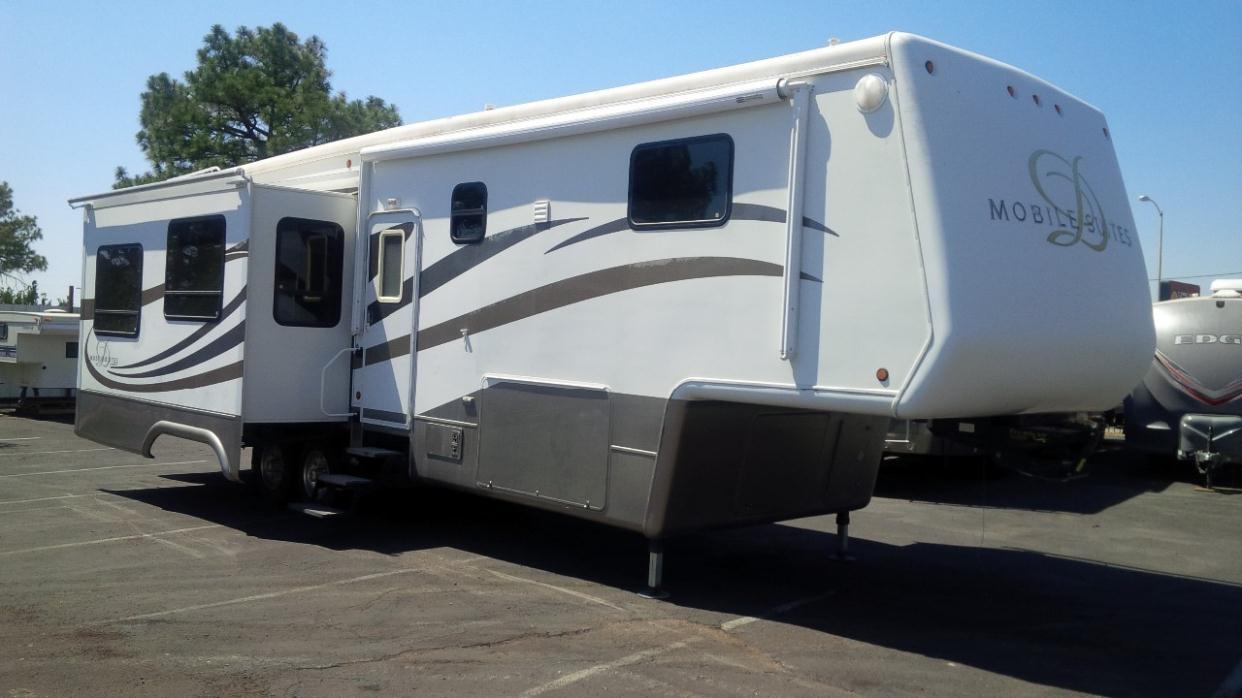 Mobile Suites Fifth Wheel | RV Sales | 17 Floorplans