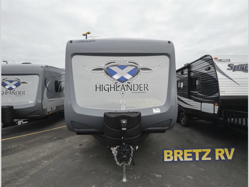 2017 Open Range Rv Highlander 31RGR