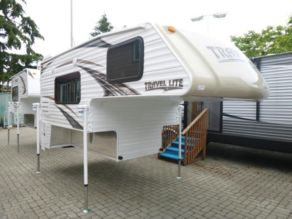 2017 Travel Lite 840 SBRX